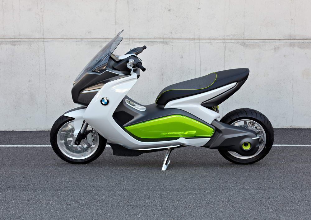 BMW Electric Scooter Price